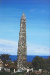 Ardmore Round Tower 2