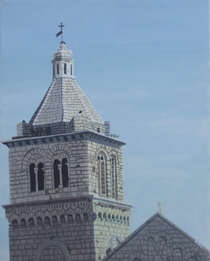 Barletta Belfry and Cathedral