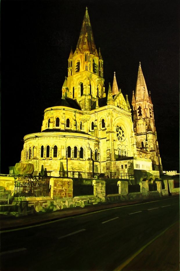 Saint Fin Barre's Cathedral, Cork City
