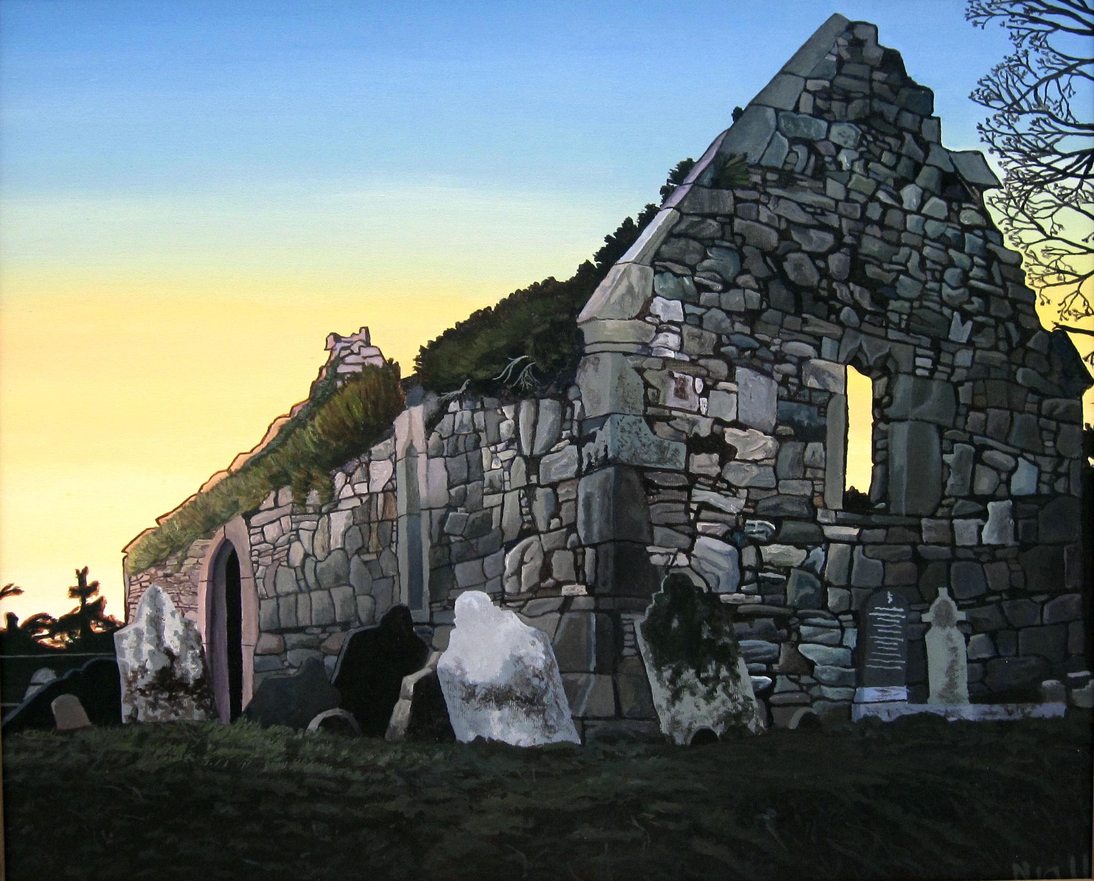 Garryvoe Church and Graveyard