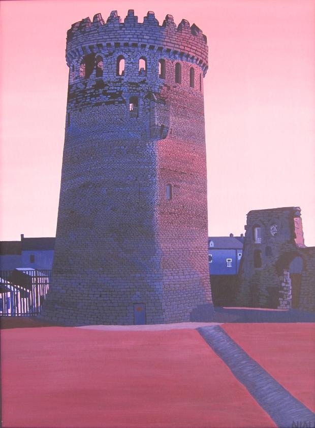Nenagh Castle.