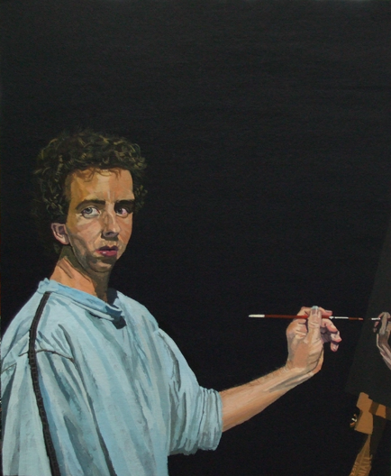 Self-Portrait, 2010