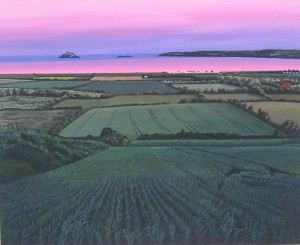Summer view of Garryvoe and Ballycotton