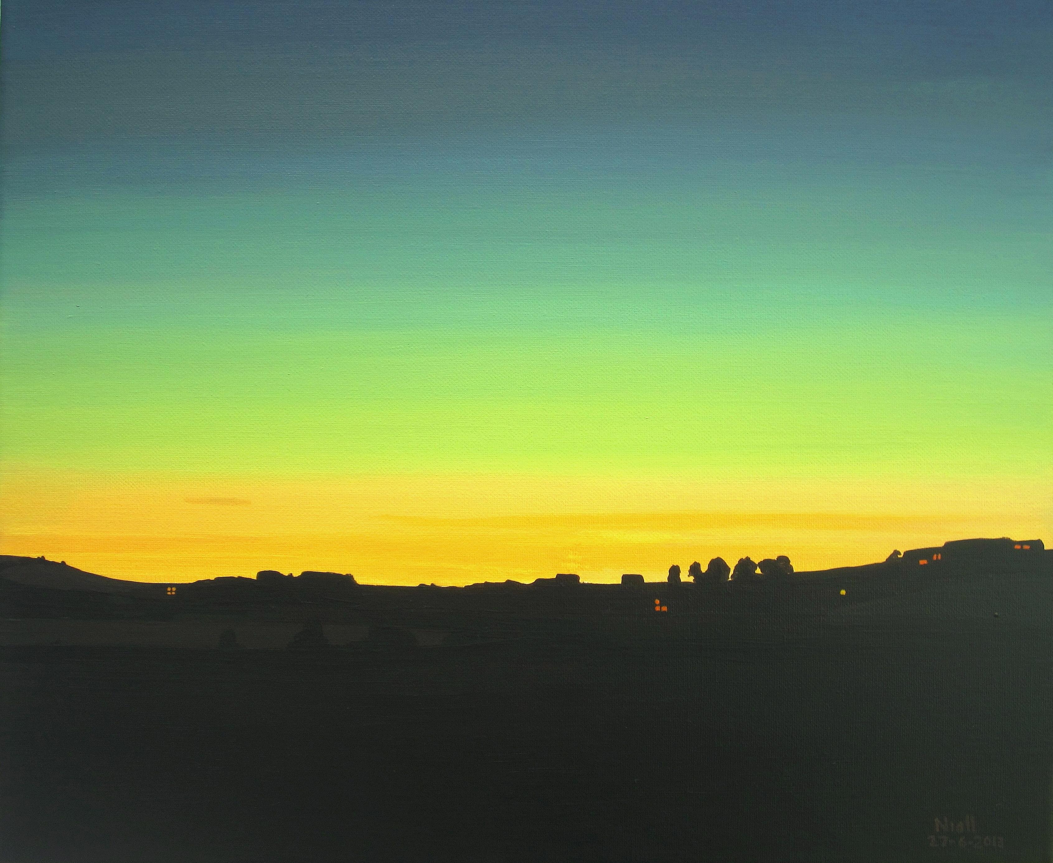 Midsummer Twilight