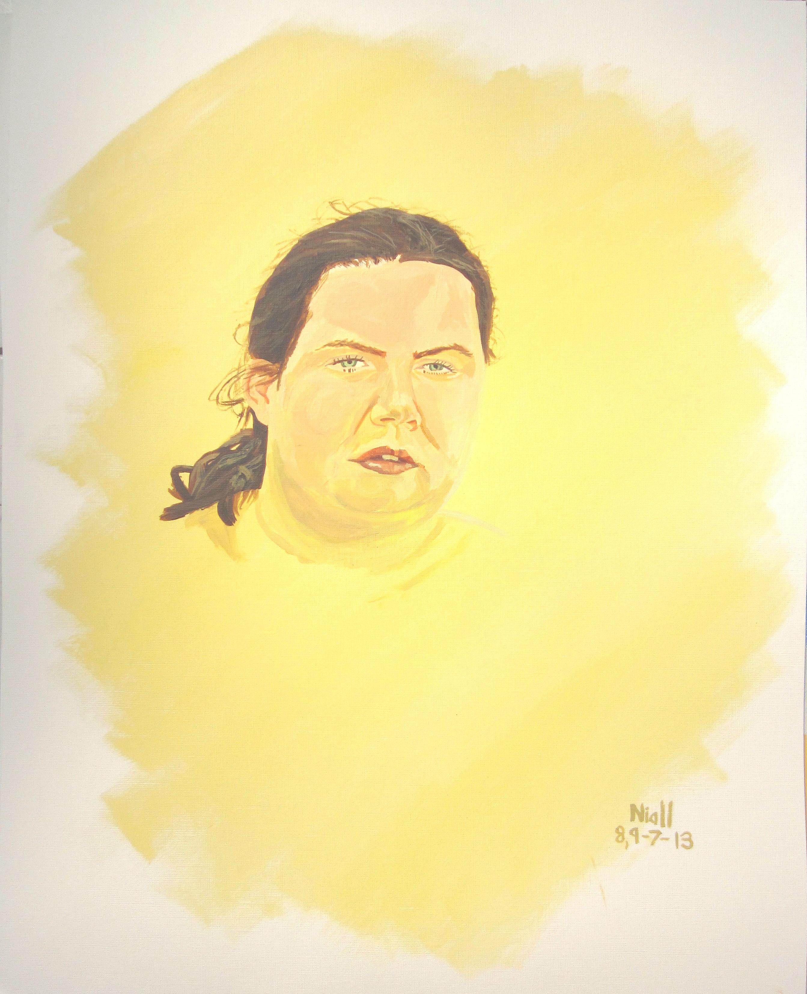 Emer In Yellow