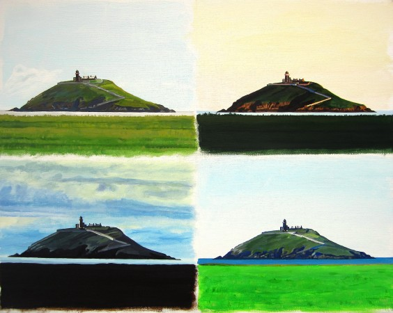 Four Islands