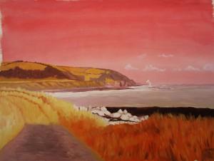 Ballinwilling Strand (Red October)