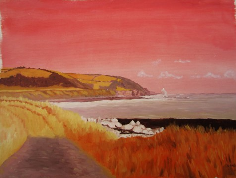 Ballinwilling Strand (Red October)