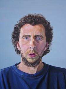 Self Portrait Spring 2015