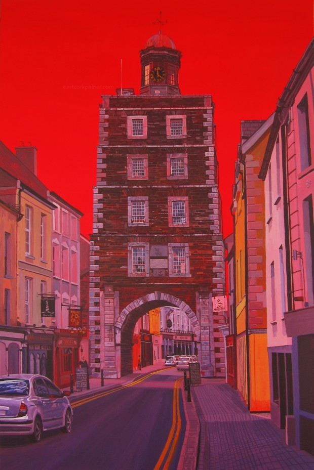 Youghal Clock Tower watermark