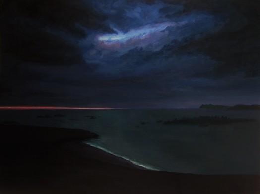 Blasket Island Nocturne