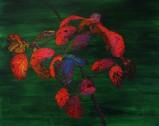 Autumnal Briar Leaves 7