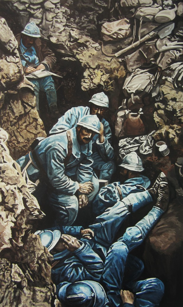 French Soldiers Near Verdun 1916.JPG