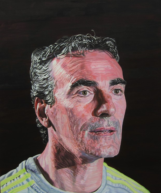 A Portrait Of Jim McGuinness