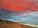 Red Sky Over Red Sand watermark