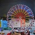 Ferris Wheel On Grand Parade watermark