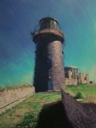 Ballycotton Lighthouse watermark