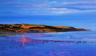Evening Glow On Knockadoon Peninsula watermark