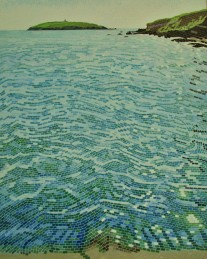 View From Knockadoon Pier watermark