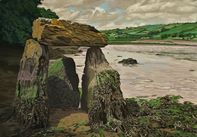Rostellan Portal Dolmen Watermark