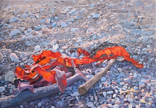 Sunlit Seaweed